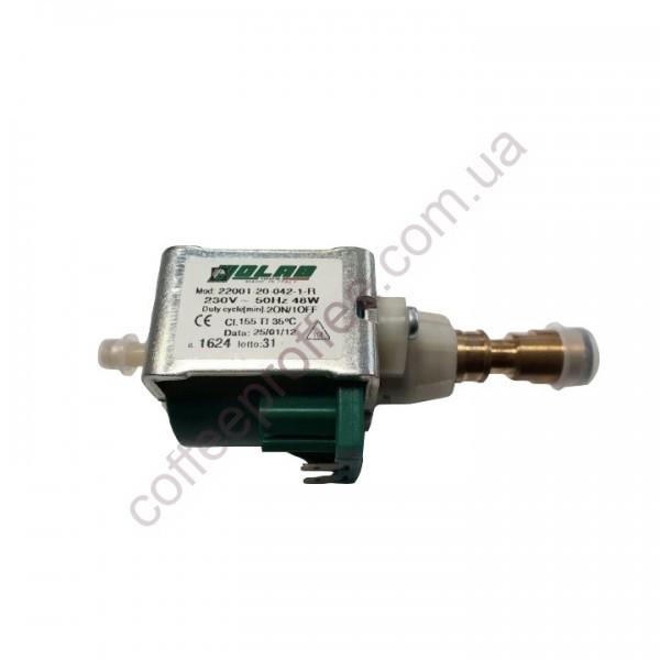 Помпа вібраційна OLAB 230V 50Hz 48W   2/1 min