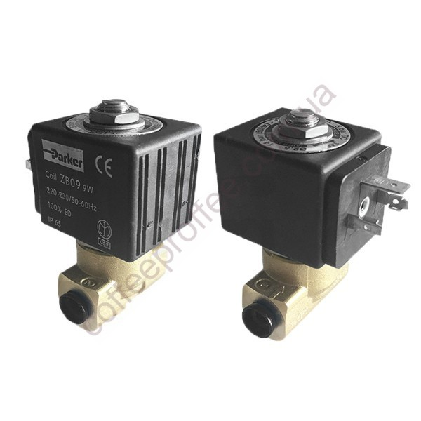 Cоленоидный клапан PARKER 1/8 1/8 220/230V 10BAR 50HZ - 14BAR 60HZ (В зборі)