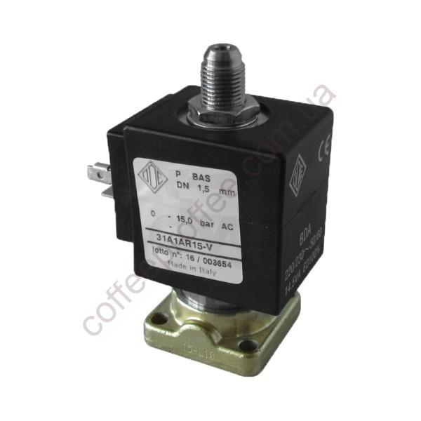 Товар на сайте Coffee Proffee - Cоленоидный клапан ODE 220/230V 50/60HZ 15BAR (В сборе)