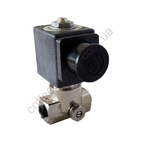 Клапан з регулятором подачі LUCIFER 1/8 1/8 220/240V 50/60 Hz