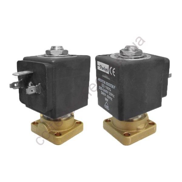 Товар на сайті Coffee Proffee - Соленоїдний клапан LUCIFER двохходовий 220/240V 50Hz 240V/60Hz 9W