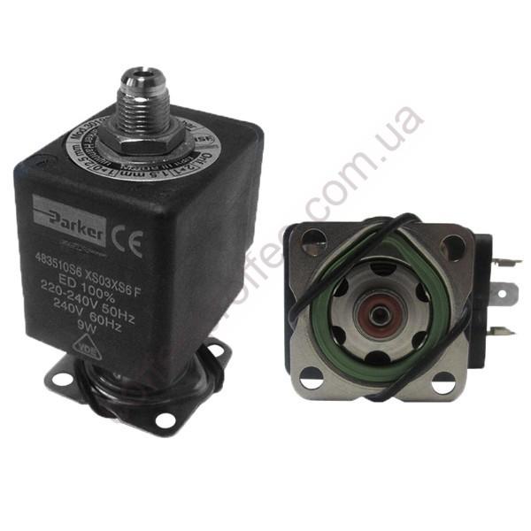 Клапан PARKER нержавіюча сталь 220/240V 50/60Hz (В зборі)