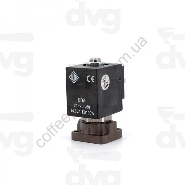 Товар на сайте Coffee Proffee - Соленоидный клапан ODE 2-ходовой 24В