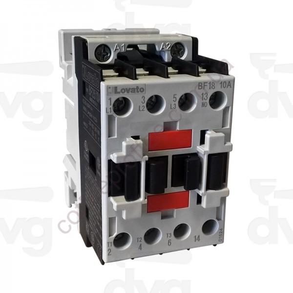Товар на сайте Coffee Proffee - Контактор AC3 18A 7,5KW (230V) COIL 50/60Hz