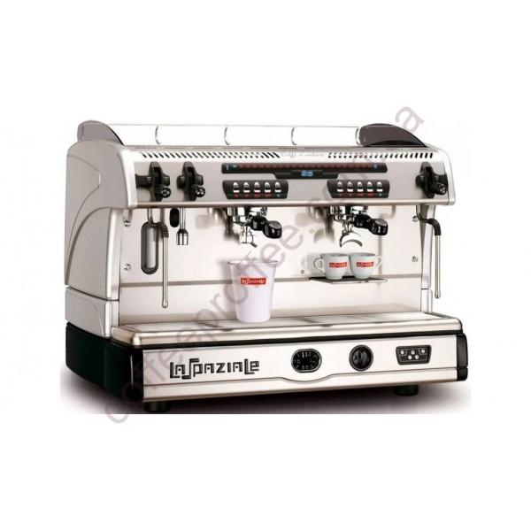 Товар на сайті Coffee Proffee - Професійна кавомашина La Spaziale S5 EK TA (Висока група) + Турбо-Стім