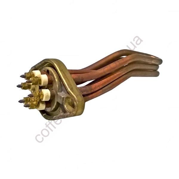 Нагревательный элемент (ТЭН) ELEKTRA 1GRP 2500W 230/380V LSF=160MM