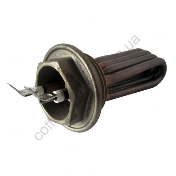 """Товар на сайті Coffee Proffee - Нагрівальний елемент (ТЕН) WEGA MINI 1300W 230V,1""""1/4 LSF=100MM"""