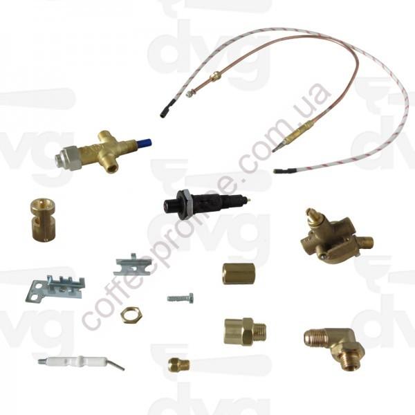 Комплект для газової установки (без горілки)