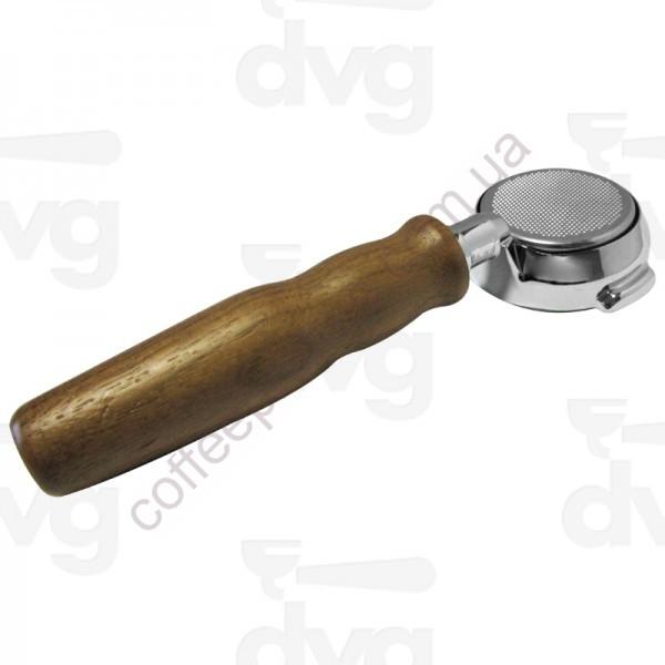 Бездонний холдер з дерев`яною ручкою