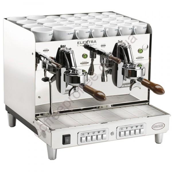 Товар на сайті Coffee Proffee - Кавомашина ELEKTRA 2 групи