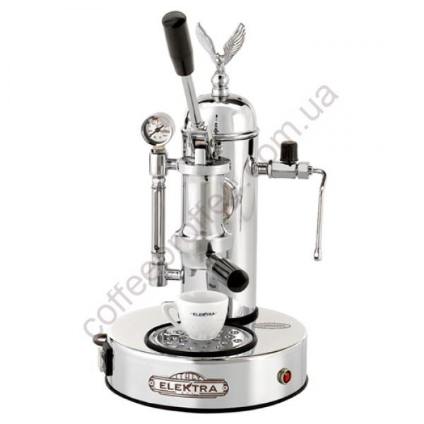 Товар на сайті Coffee Proffee - Кавомашина ELEKTRA A leva з кавомолкою(Elektra)