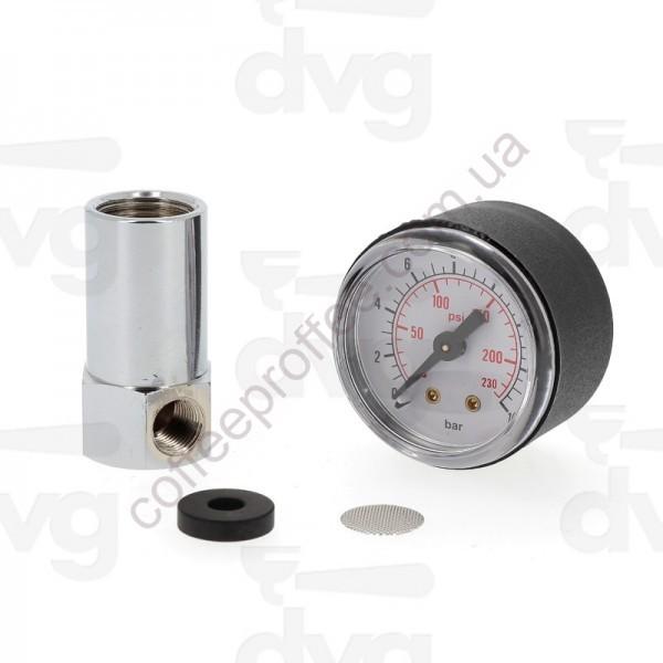 """Набір для тестування тиску в групах, 3/8"""" 0-16 BAR 0-230 PSI"""