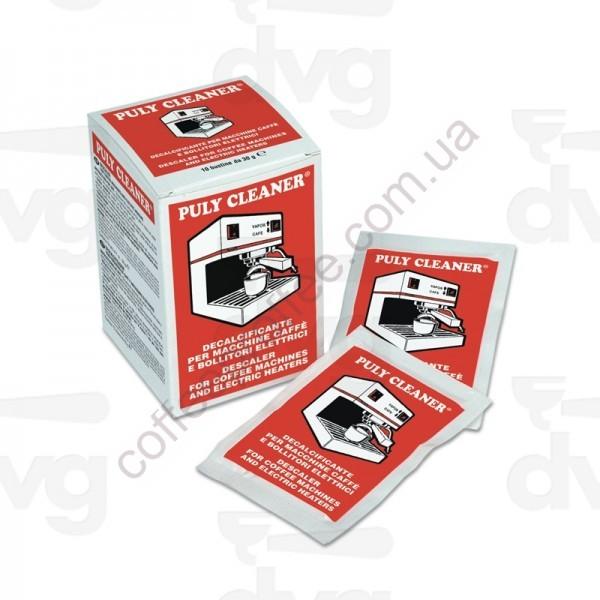Засіб для видалення накипу PULY CLEANER 10 пакетів по 30гр