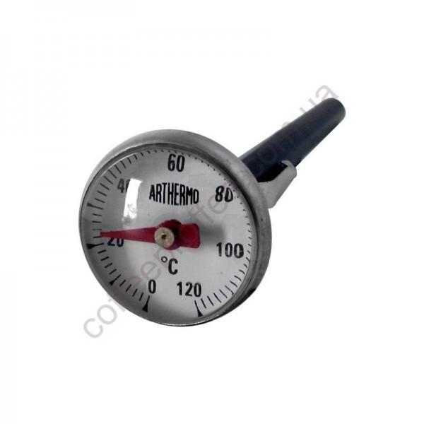 Товар на сайті Coffee Proffee - Кишеньковий термометр з чохлом 0+120°C