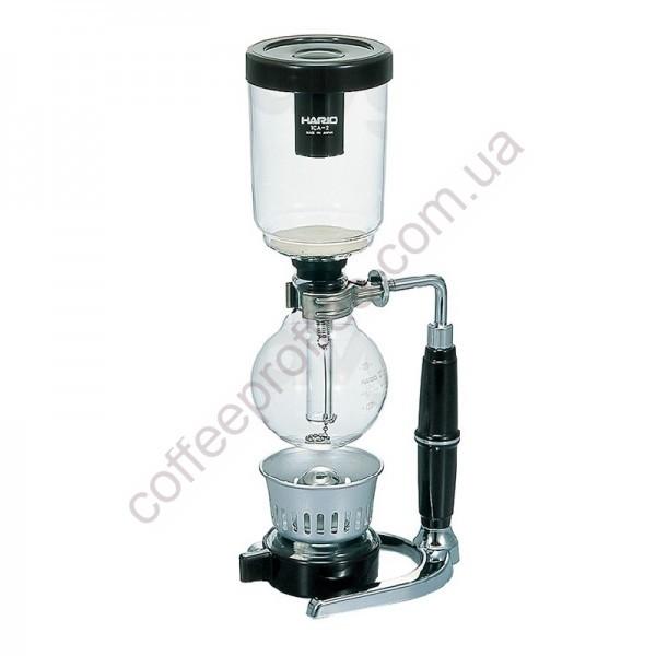 Товар на сайті Coffee Proffee - Hario Syphon TCA-2 . Сіфон (Габет). 240 мл