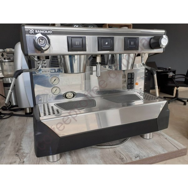 Товар на сайте Coffee Proffee - Кофемашина RANCILIO Classe 7S Compact, 2 группа