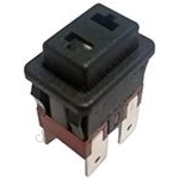 Кнопка вимикача без лампочки RANCILIO 8-16A 125-250V