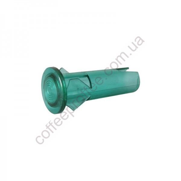 Світловий індикатор зелений D.14MM D.10MM RANCILIO/LA SCALA–SYMPHONY/LA SPAZIALE