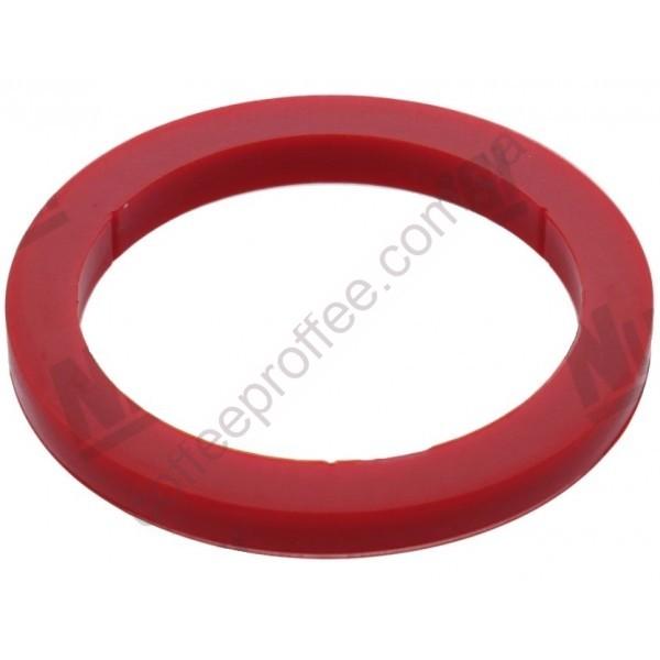 Прокладка портафільтра червона 73x57x8ММ BFC/ECM/FAEMA/LA PAVONI/SANREMO/VIBIEMME/WEGA