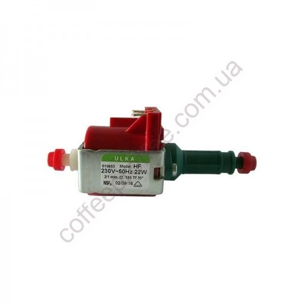 Товар на сайті Coffee Proffee - Помпа вібраційна ULKA HF 230V 50Hz