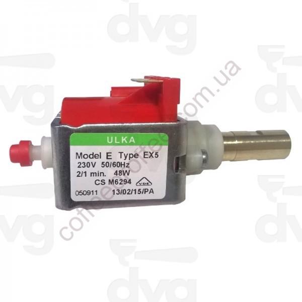 Помпа вібраційна ULKA EX5 230V 50/60Hz