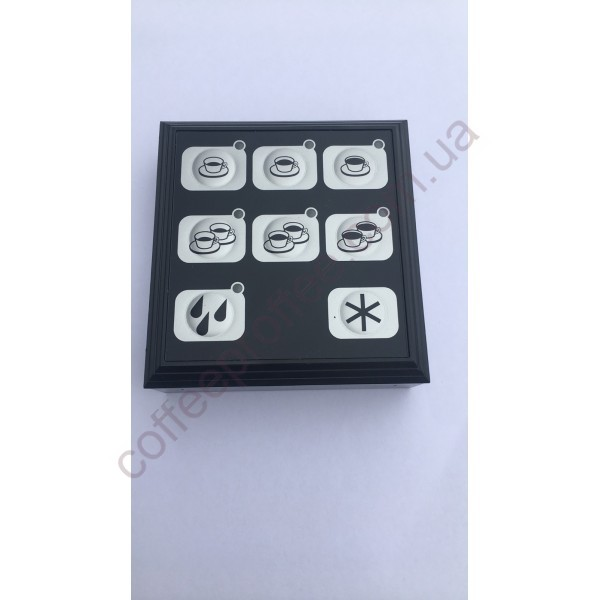 Панель кнопочна LA SCALA/SYMPHONY CARMEN