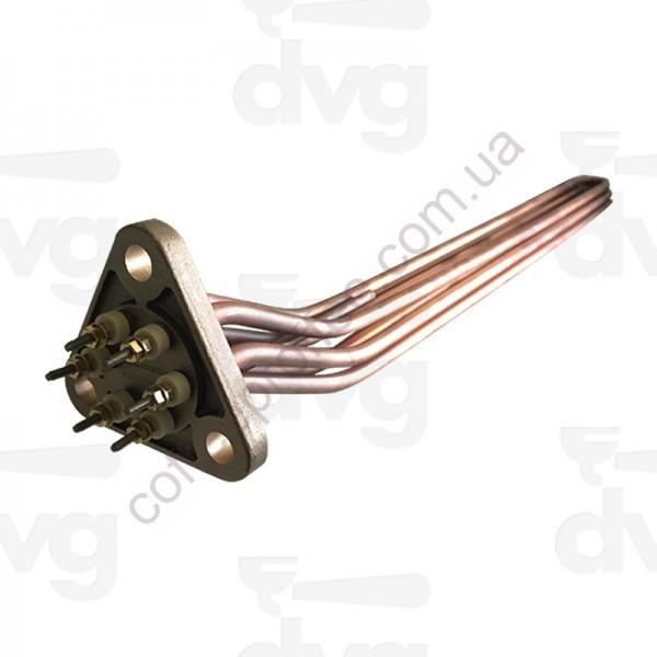 Нагрівальний елемент SAN MARCO, 5500W 230/380V LSF. 600MM