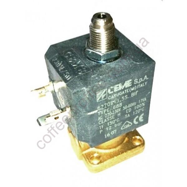 """Cоленоїдний клапан """"CEME"""" 220/230V 50/60Hz.(в зборі)"""