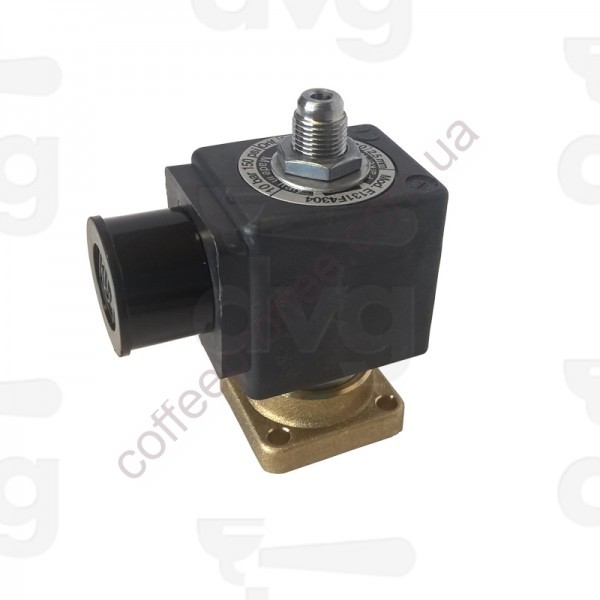 Товар на сайте Coffee Proffee - Соленоидный клапан Lucifer 220 / 240V 50 / 60Hz. Рубин (в сборе)