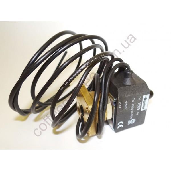 Товар на сайті Coffee Proffee - Cоленоїдний клапан PARKER,(3 ходовий) 220/230V 50/60Hz.(в зборі)