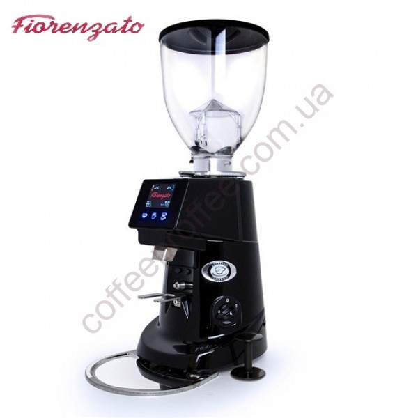 Кофемолка FIORENZATO F64 E (черная)